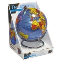 Blue Desk Globe Small Boxed