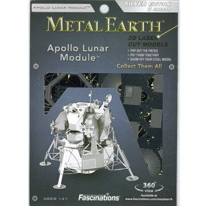 Gift, Space, Model, Apollo Lunar Module, Collectible