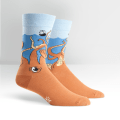 Giant Squid Socks