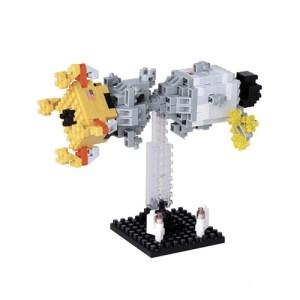 Nanoblocks Lunar Lander