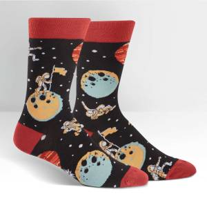 Sock Odyssey Socks, Socks, Space, Clothing