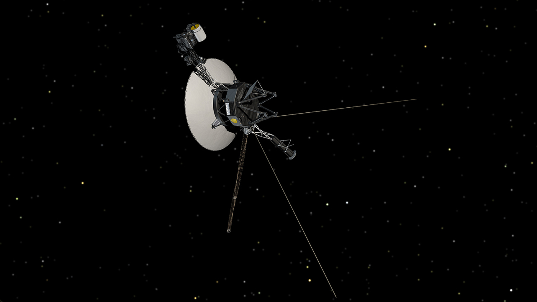 Astronomy on Tap: The Voyager Probes