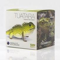 Dodoland 3D Cardboard Tuatara Model