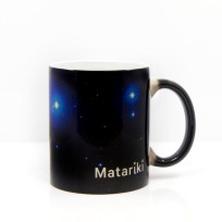 Matariki Heat-Change Mug, Mug, Gift, Homewares, Matariki, Heat Change