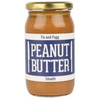 Fix & Fogg Smooth Peanut Butter