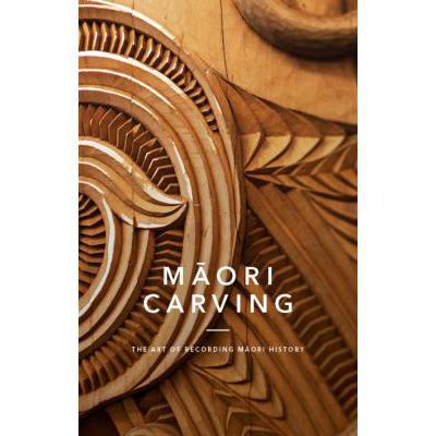 Māori Carving, Book