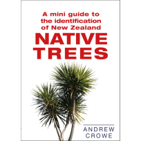 Mini Guide to Native Trees, Book, Nature, Andrew Crowe