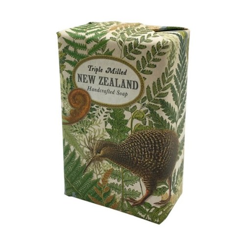 Kiwi & Ferns Soap