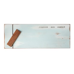 Large Light Blue Rimu Cheese Board