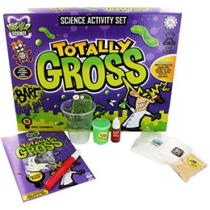 Science, Kit, Experiment, Set, Science Kit, Totally Gross, Chemistry, Space Place, Kids, Gift