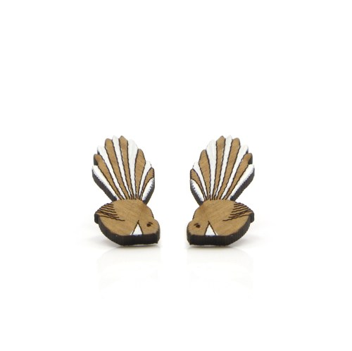 Natty Fantail Earrings