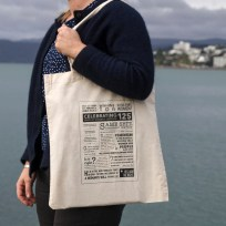 Broadsheet Tote Bag
