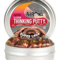 Thinking Putty, Slime, Lava, Toy, Gift, Space Place, Crazy Aaron, Kids