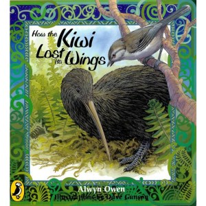 How The Kiwi Lost Its Wings