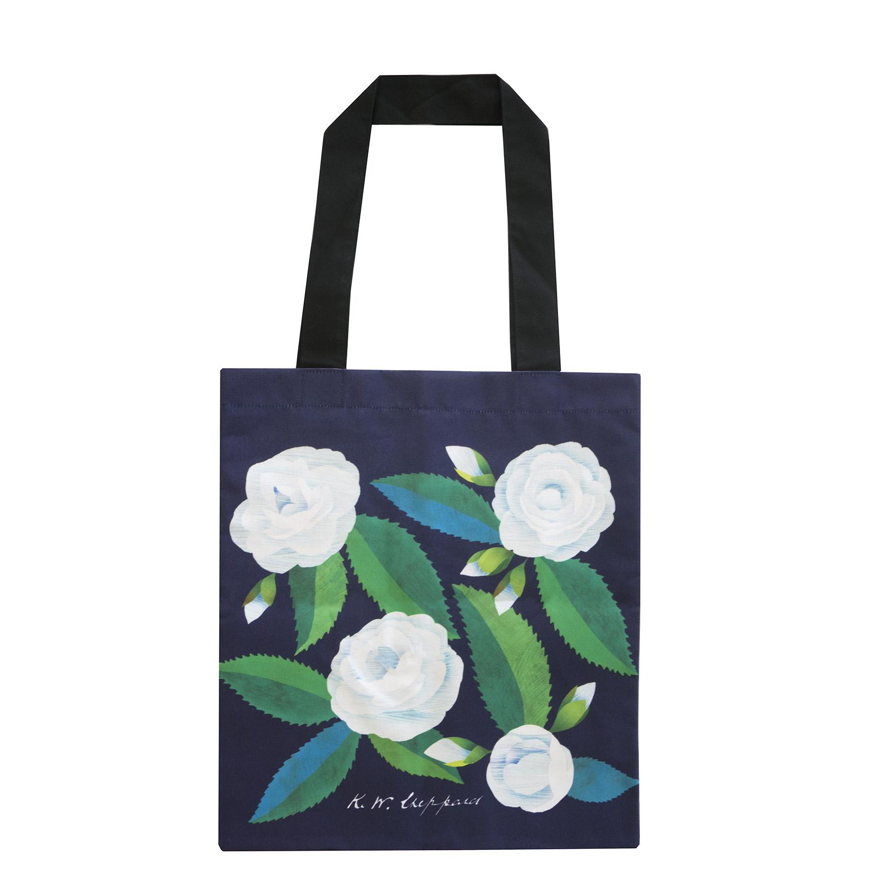 4238b44388908 Kate Sheppard Camellia Tote Bag - Museums Wellington