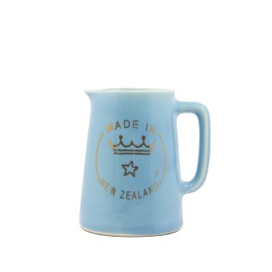 Small Blue Hotel Jug