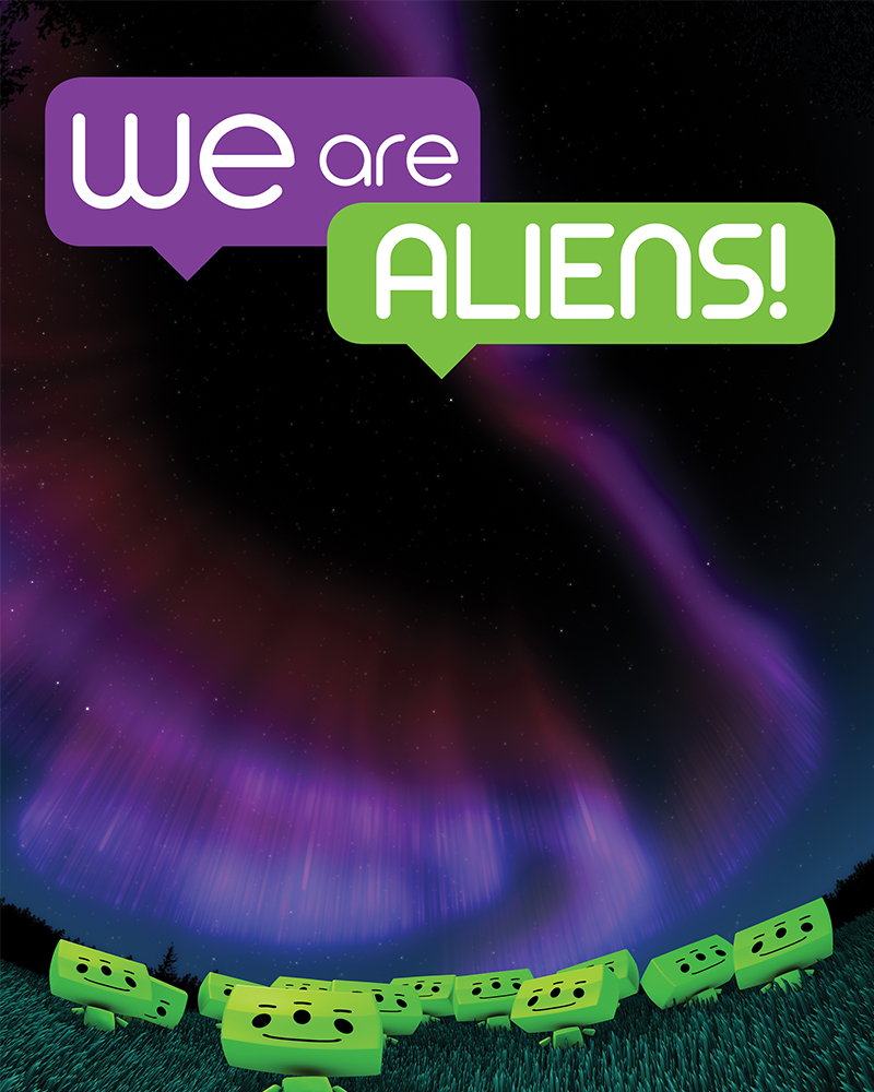We Are Aliens