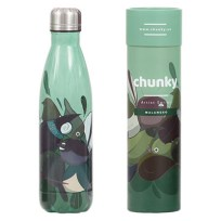 Gift, Chunky, Drink Bottle, Bottle, Eco-friendly