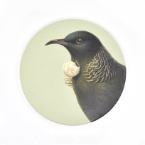 Gift, Homewares, Tui, Coaster, 100 Percent New Zealand,