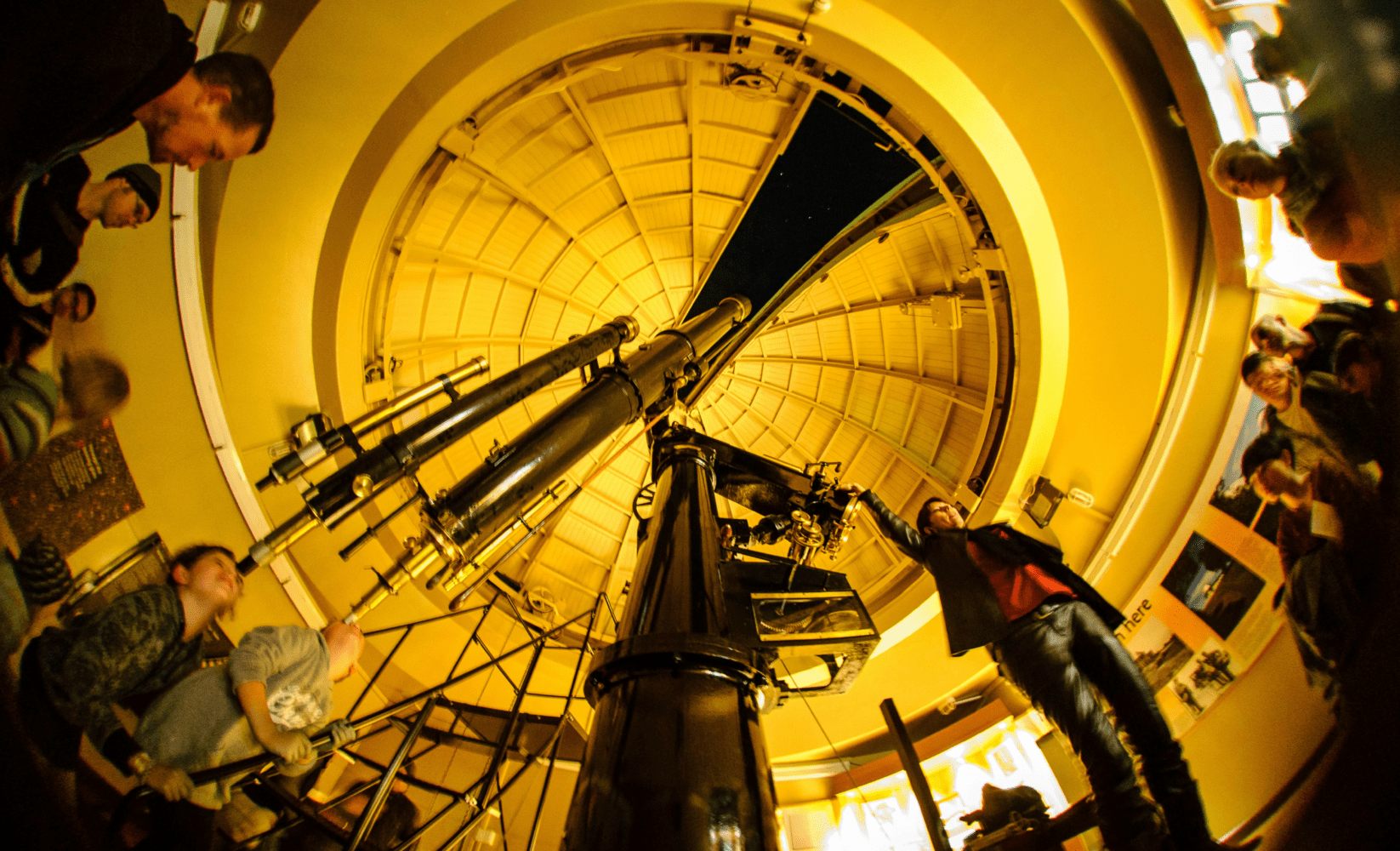 Telescope Tour