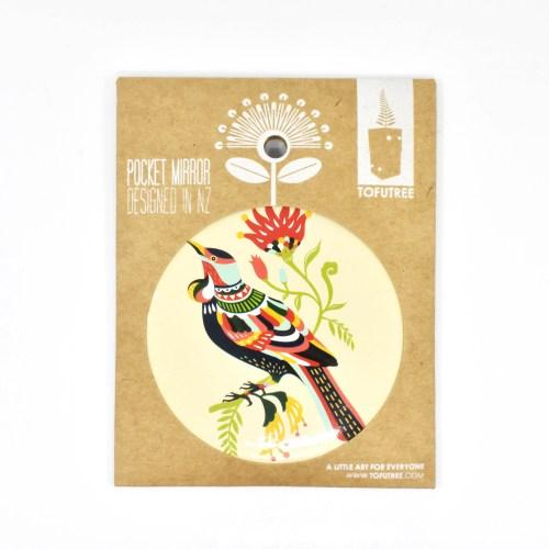 Gift, Pocket Mirror, Tui, Tofutree