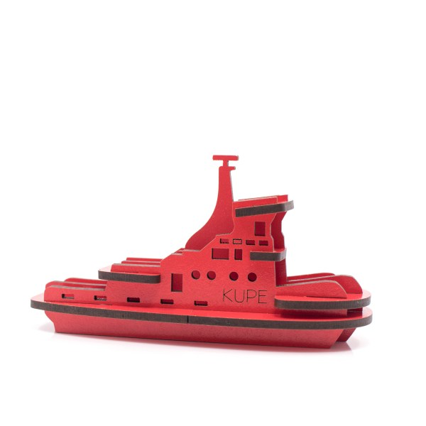 Model, Abstract Design, Boat, Gift, Kupe