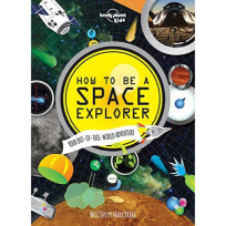 How to be a Space Explorer, Book, Space, Children