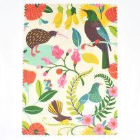 Native Birds Lens Cloth