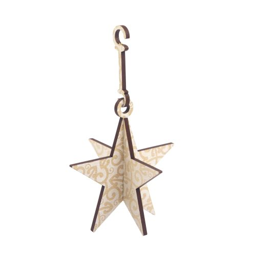 Christmas Star Kitset Decoration by Abstract Design