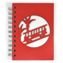 Cable Car Notebook