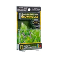 National Geographic Crystal Growing Lab - Glow in the Dark