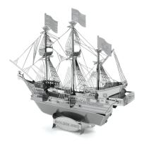 Metal Earth Model - Golden Hind Ship