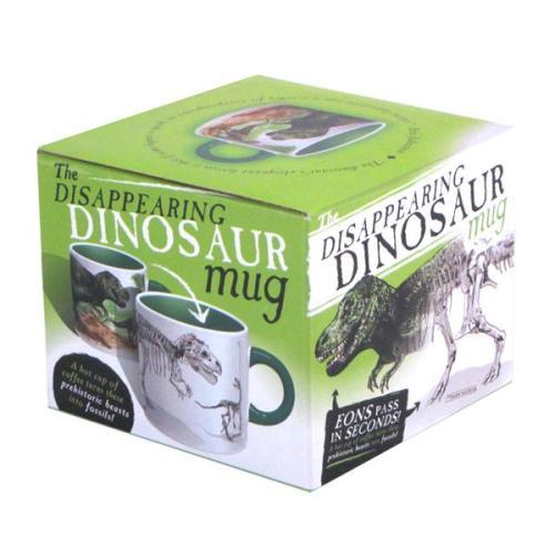 Disappearing Dinosaur Thermal Mug