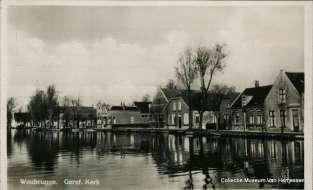 845 Oude Gereformeerde kerk aan de Van Hemessenkade Noord Oost