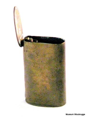 Koperen 'doosje, onbekend