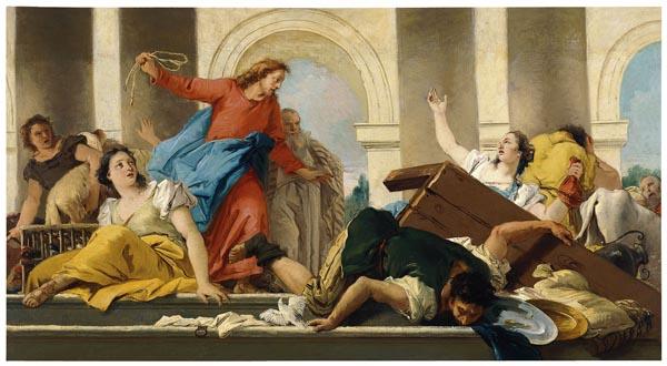 Image result for expulsion de los mercaderes del templo
