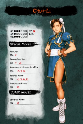 Musha_Shugyo_Street_Fighter_II_HD_Chun_Li