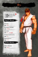 Musha_Shugyo_Street_Fighter_II_HD_Ryu