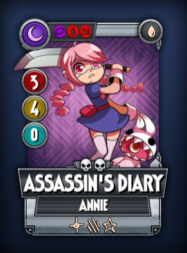Annie Assassin's Diary