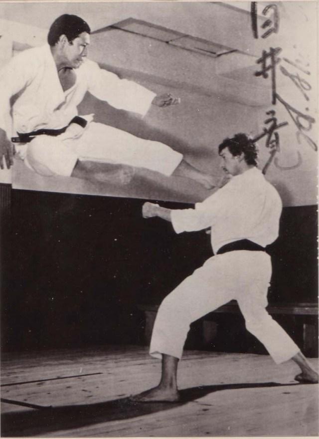 Yoko Tobi Geri