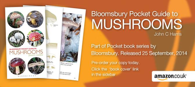Bloomsbury Pocket Guides: Mushrooms