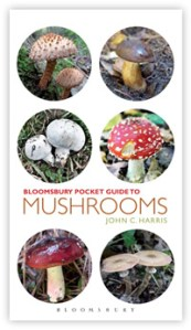 Mushroom Guide Book - Bloombury Pocket Guide Series