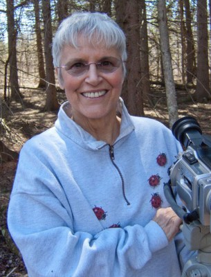 Dianna Smith, capturing the fungi in action