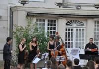 Un beau souvenir… Un concert au château !