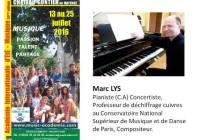 LE PIANO À L'ACADÉMIE INTERNATIONALE D'ÉTÉ UNE SPÉCIFICITÉ, UNE OPPORTUNITÉ.