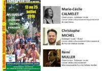 Le CHANT à l'ACADÉMIE Une proposition, une ouverture au Pays de Château-Gontier