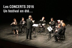 Les concerts 2016. Un festival en été...