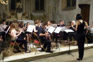 L'Académie propose des Master Classes avec des personnalités musicales internationales