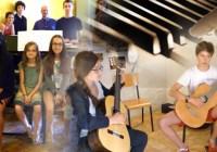 Le PIANO et la GUITARE,  une spécificité de l'Académie Internationale d'Été.
