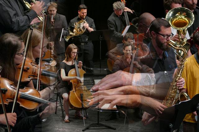 De nombreux professionnels se donnent rendez-vous à l'Académie Internationel de Musique.